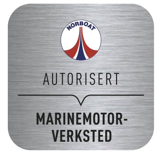 Autorisert marinemotorverksted